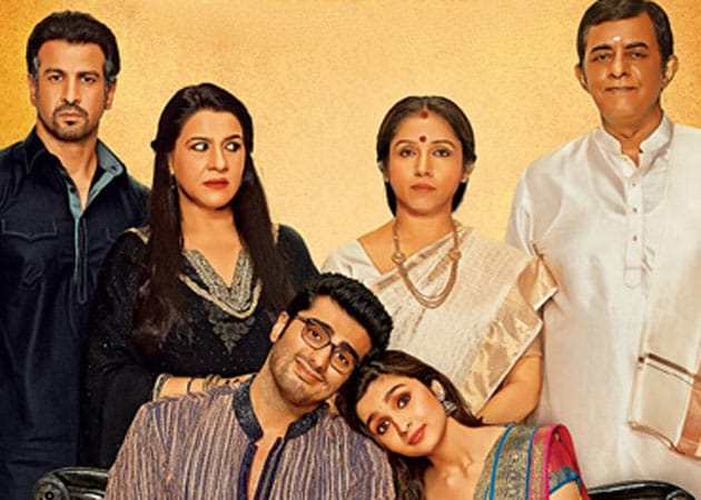 2 States collects Rs 38.06 crore in opening weekend