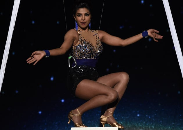 Priyanka Chopra thanks Nick Cannon for supporting I Can't Make You Love Me premiere