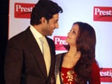 "Aishwarya, Abhishek Bachchan ""touched"" by anniversary wishes"