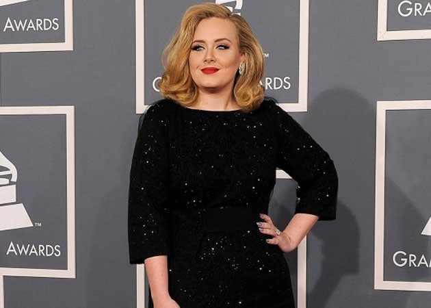 Adele in no rush to deliver next album