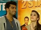 Alia Bhatt, Arjun Kapoor have three tips for meeting the parents