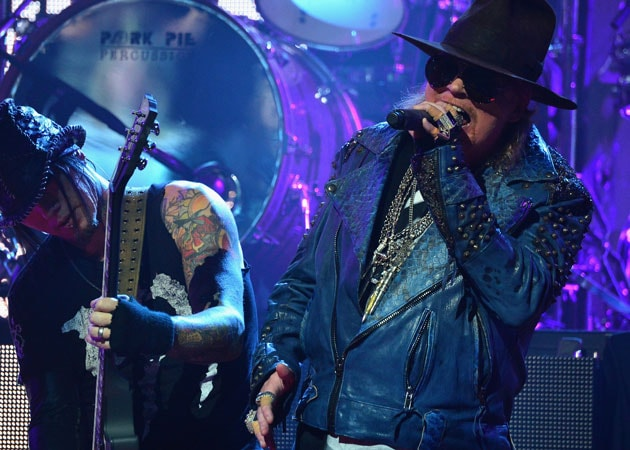 Guns N' Roses to release next album in 2015?