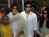 Bachchans, Rajinikanth, Shah Rukh Khan, Aamir Khan cast their votes
