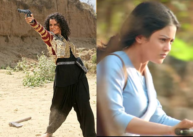 Today's big releases: Revolver Rani, Kaanchi