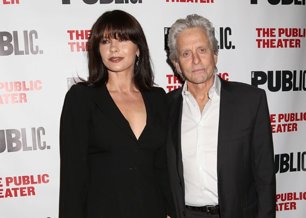 Catherine Zeta-Jones, Michael Douglas spotted together again