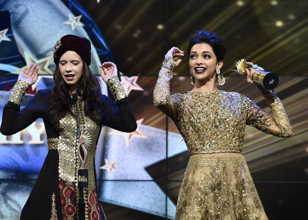 IIFA 2014: Deepika is calm but not for long, Parineeti has a new look