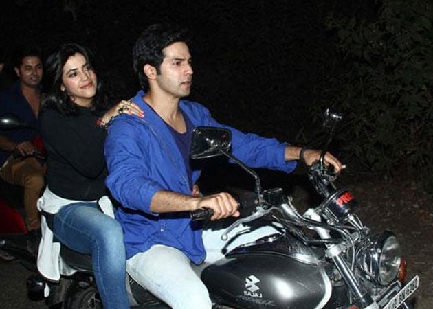 Ekta Kapoor: Riding bike was tough