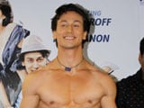 Tiger Shroff's <i>Heropanti</i> includes shirtless dancing, inspires Twitter wit
