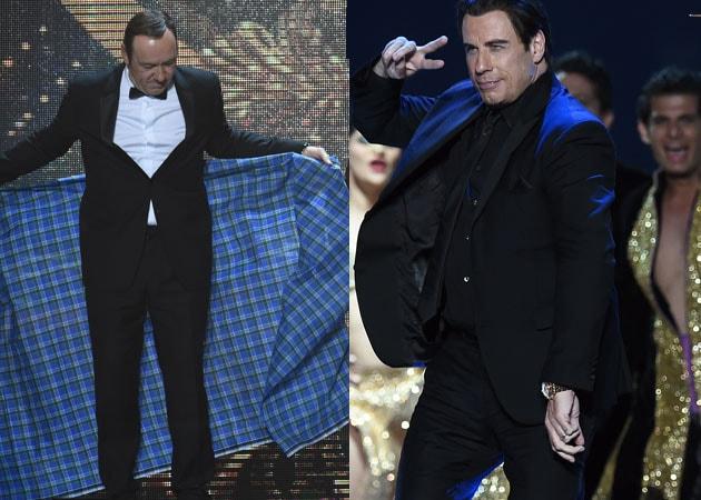 IIFA 2014: John Travolta, Kevin Spacey star in 'Bollywood Oscars'