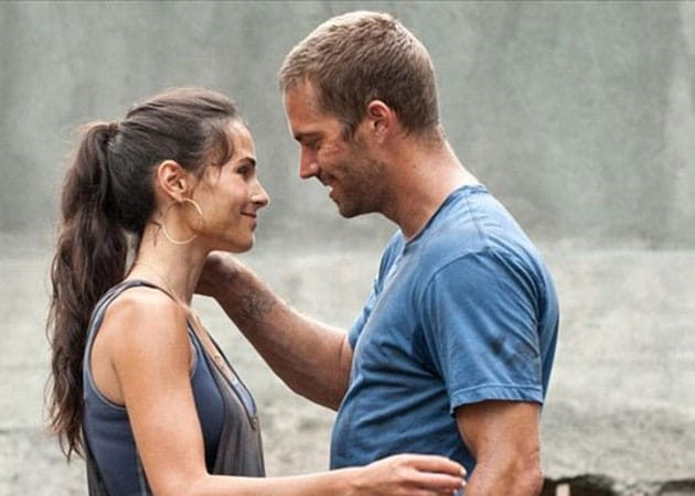 Jordana Brewster: Paul Walker's absence is tough
