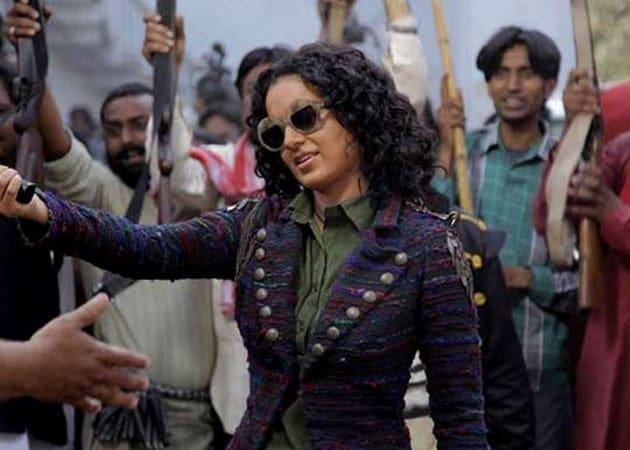 Kangana Ranaut: I play a neurotic in Revolver Rani