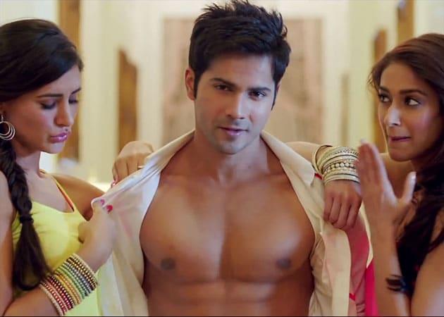 Varun Dhawan: Shah Rukh is my role model for film marketing
