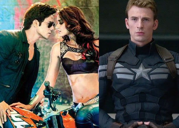 Today's big releases: Main Tera Hero, Captain America: The Winter Soldier