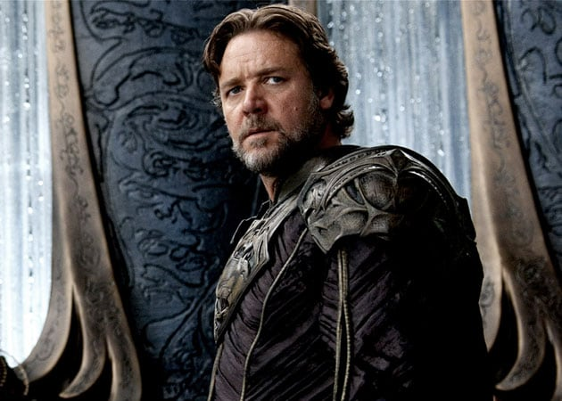 Russell Crowe: I'll not be returning for Man Of Steel sequel