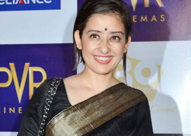 Manisha Koirala: Want to see myself on the silver screen