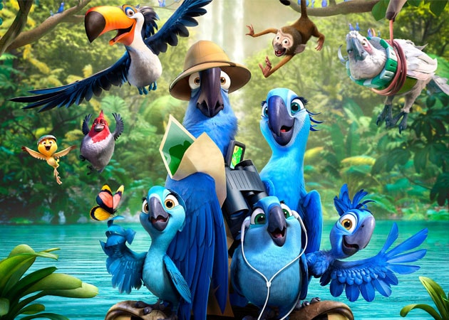 Rio 2 mints Rs 5.7 crores in India in opening weekend
