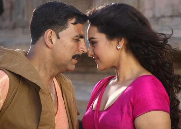 Akshay Kumar, Sonakshi Sinha on  a Holiday, again