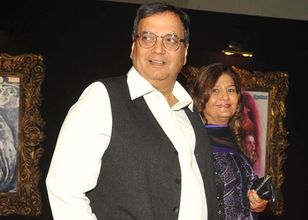 Subhash Ghai unfazed by the initial response to Kaanchi