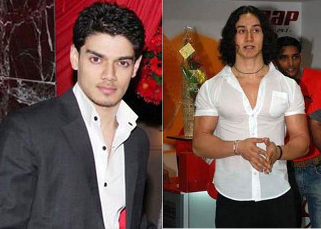 Suraj Pancholi borrows Tiger Shroff's gym trainer