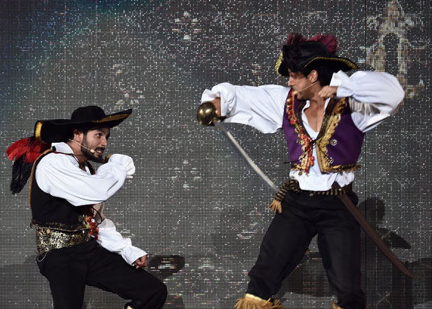 IIFA round up: Pirates Shahid, Farhan and other hearties