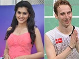 Taapsee Pannu cheers for rumoured beau Mathias Boe during match