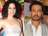 Kangana Ranaut, Irrfan Khan in Sai Kabir's <i>Divine Lovers</i>