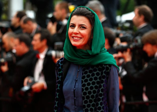 Cannes 2014: Iranian Actress Leila Hatami Apologises for Kissing