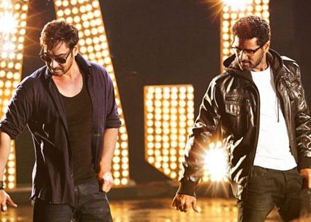 Ajay Devgn's Action Jackson Shoot Makes Way for Singham Returns