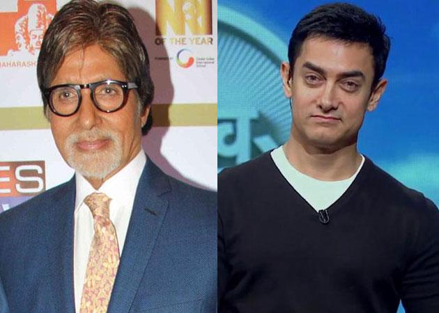 Amitabh Bachchan, Aamir Khan to Launch Dilip Kumar's Biography
