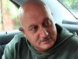 Anupam Kher Shoots for <i>Shaukeen</i> Remake in the Capital