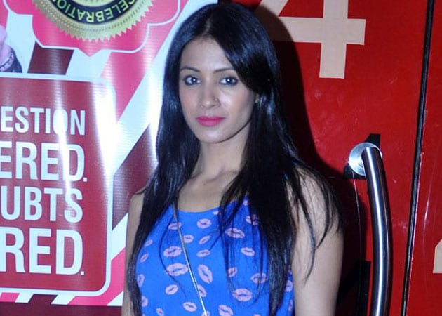 TV Actress Barkha Bisht Plays Gangster in Encounter