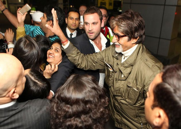 Amitabh Bachchan Inaugurates Indian Film Festival of Melbourne