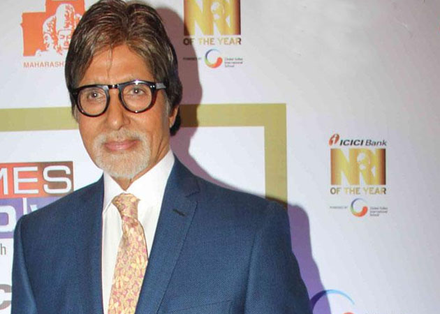 Amitabh Bachchan is in a Film Called Shamitabh. This is Not a Joke