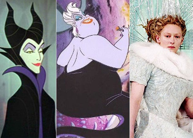 Maleficent, Ursula, The White Witch: Who's the Wickedest of Them All?