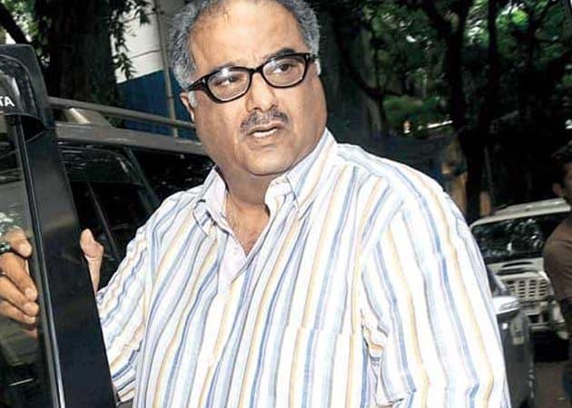 Producer Boney Kapoor Safe After Car Accident