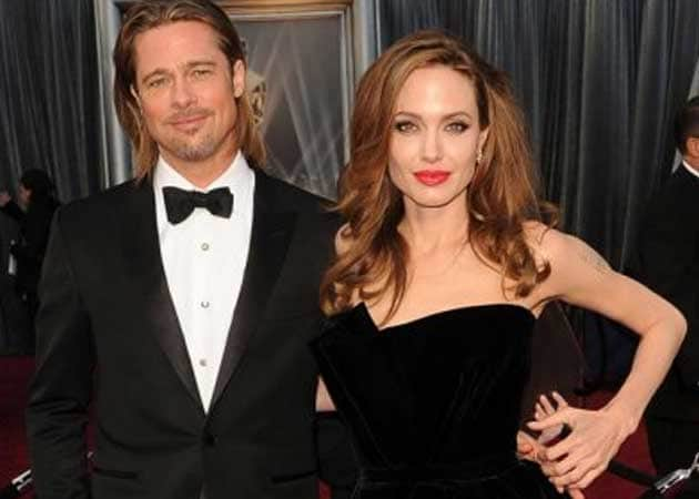 Angelina Jolie, Brad Pitt to Star Together in