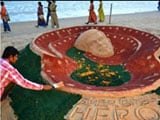 Indian Sand Artist Sudarsan Pattnaik to Create Sculpture in Cannes