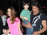 Hrithik-Sussanne's Kids to be in Sussanne's Custody