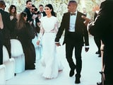 Kim Kardashian's Wedding Dress: The Bride Wore Givenchy