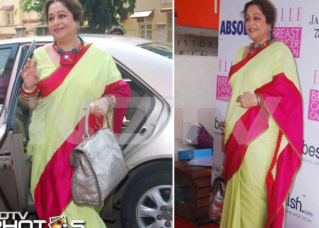 Kirron Kher: Won't Give Up India's Got Talent