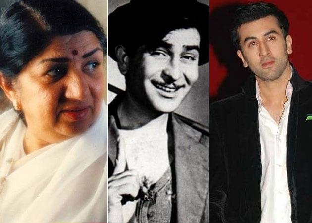 Lata Mangeshkar on Her Connection With Raj, Ranbir Kapoor