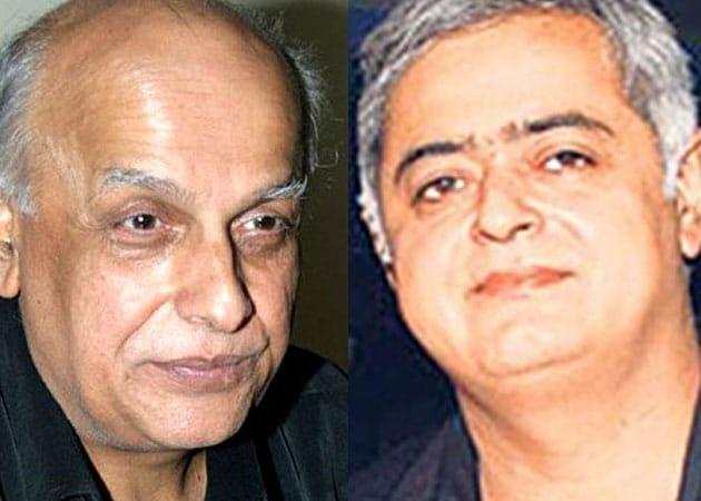 Mahesh Bhatt Sees a Fearless Filmmaker in Hansal Mehta