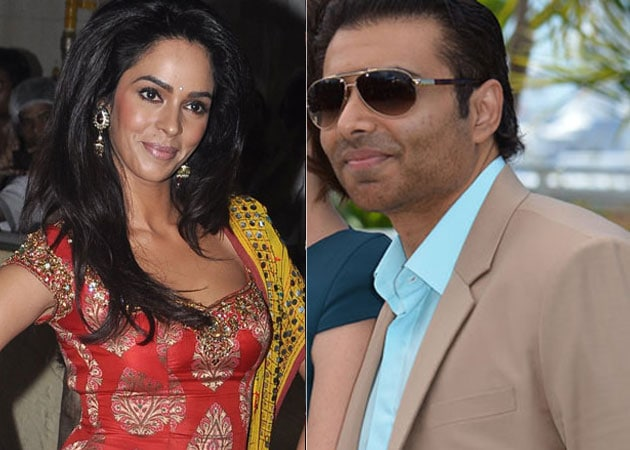 Mallika Sherawat, Uday Chopra are India's First Arrivals at Cannes