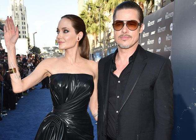 At Maleficent Premiere, Brad Pitt Punched by Serial Prankster