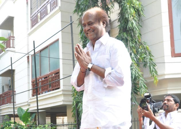 Rajinikanth's Lingaa Launched