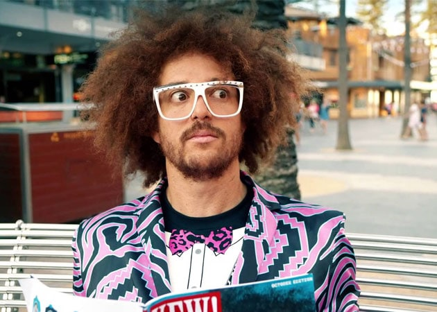 Redfoo in Love With Indian Music, Chicken Curry