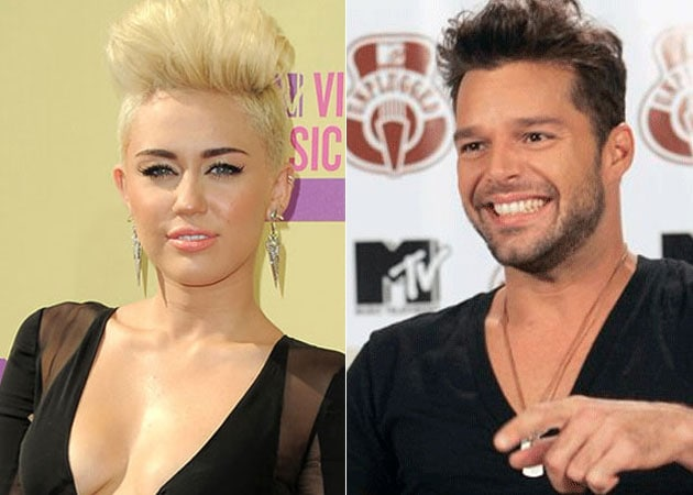 Miley Cyrus, Ricky Martin to Perform at Billboard Music Awards