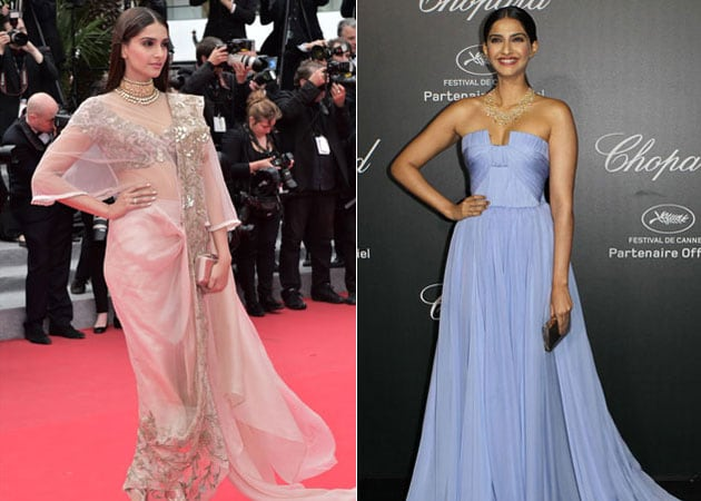 Cannes 2014: Sonam Kapoor Scores Perfect 10, Style-Wise