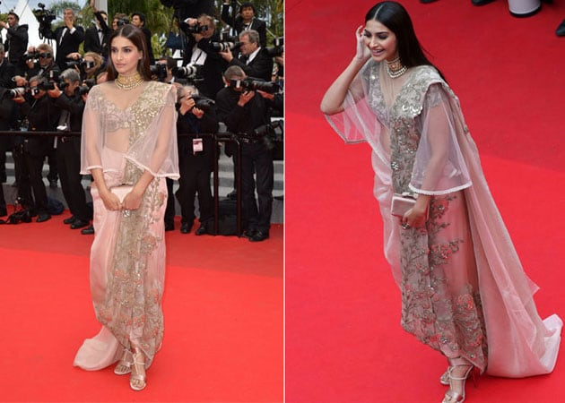 Why Sonam Kapoor Thinks Bollywood Should Make a Gay Love Story