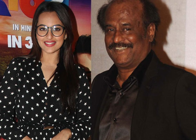 Why Rajinikanth is Impressed by Sonakshi Sinha
